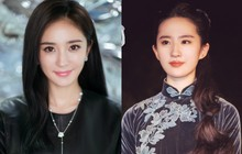 """Rộ tin đồn đóng phim mới, Dương Mịch bị mỉa mai là """"đâm sau lưng"""" Lưu Diệc Phi"""