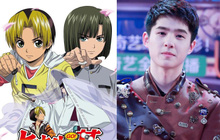 """""""Nam thần thanh xuân"""" Lưu Hạo Nhiên sẽ là kỳ thủ cờ vây Hikaru phiên bản Trung Quốc?"""