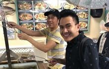 Danh hài Hoài Linh về thăm bố mẹ, vui vẻ hội ngộ con trai ruột tại Mỹ