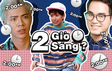 """Cả """"Ghen"""" và """"Em mới là người yêu anh"""" đều chung một khúc """"2 giờ sáng"""", Khắc Hưng hình như có thù với khung giờ này?"""