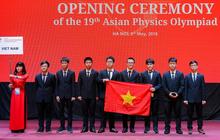 Học theo phương pháp không cần phấn, chỉ trao đổi trực tiếp, nam sinh Bình Phước đoạt Huy chương Vàng Olympic Vật lý châu Á