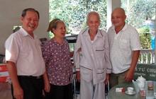 TP.HCM: Gia đình ngỡ ngàng khi cụ ông 90 tuổi nằm liệt giường 7 năm chờ ngày chết bất ngờ... đứng dậy được