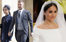 Đây là cảm nghĩ của Victoria Beckham về nhan sắc Công nương Meghan trong đám cưới Hoàng gia