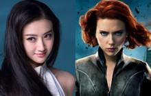 """Được triệu hồi vào đội """"Avengers châu Á"""", Cảnh Điềm có xứng đáng với hình tượng Black Widow?"""