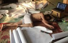 Khổ như sinh viên kỹ thuật làm đồ án: Vạ vật ăn ngủ đêm ngày với bản vẽ trong nhà trọ oi bức