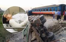 Vụ tai nạn lật tàu ở Thanh Hóa: Tài xế xe ben nguy kịch, 2 nạn nhân khác được cấp cứu khẩn cấp tại Bệnh viện Việt Đức