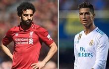 """Ronaldo: """"Tôi và Salah không thể so sánh"""""""