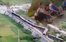 Toàn cảnh vụ tai nạn thảm khốc khiến 8 toa tàu hoả bị lật, 2 lái tàu tử vong và 9 hành khách bị thương