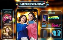 """Karik sánh đôi cùng """"người lạ"""" tại Samsung Fan Day của Thế Giới Di Động"""