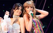 Camila hủy diễn vì bị ốm và hành động này của Taylor Swift chứng minh cô là người bạn tuyệt vời