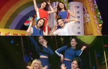 Girlgroup vô danh từng bị cáo buộc đạo T-ara nay lại mượn ý tưởng từ Red Velvet?