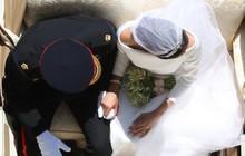 Câu chuyện đằng sau bức ảnh cưới Hoàng gia được chia sẻ nhiều nhất trên mạng xã hội