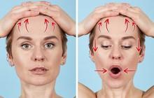 7 bài tập hiệu quả để thoát khỏi nếp nhăn chỉ trong vòng 12 phút