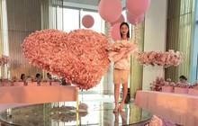 Trung Quốc: Nam thanh niên chơi trội tặng bạn gái bó hoa hơn 1 tỷ đồng làm từ 334 nghìn tờ tiền thật