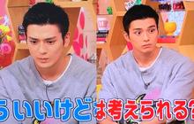Hậu bê bối có con với bạn của mẹ năm 14 tuổi, thái độ ngập ngừng của tài tử Nhật khi nói về việc hẹn hò bỗng gây chú ý