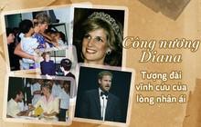 Nghe bài phát biểu của Hoàng tử Harry để hiểu vì sao cả thế giới lại yêu mến Công nương Diana đến vậy