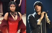 Nicki Minaj bất ngờ xác nhận đang hẹn hò với Eminem