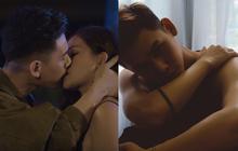 """Đại Nhân """"lột xác"""" chất ngầu, đắm đuối khoá môi bạn diễn nồng nàn trong MV mới"""
