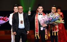 Johnny Nam Kiệt giành ngôi Á vương 1 cuộc thi Hoa hậu và Nam vương Doanh nhân người Việt Thế giới 2018
