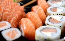Bật mí nguồn gốc không phải ai cũng biết về sushi cá hồi