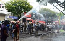 Cháy nhà giữa trung tâm TP Tam Kỳ, nhiều người tá hoả tháo chạy