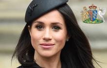 Công bố huy hiệu Hoàng gia của Công nương Meghan do cô tự tay tham gia thiết kế