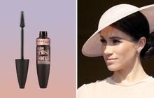 Sang như Công nương Meghan Markle cũng chỉ mê mẩn loại mascara giá 160.000 VNĐ