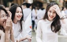 Khép lại mùa bế giảng 2018: Con gái chỉ cần diện áo dài là xinh lung linh, duyên dáng hết phần người khác