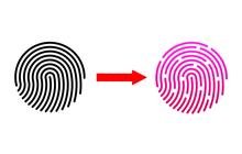 Xem cách Apple thiết kế logo Touch ID: Dễ đến nỗi trẻ con cũng vẽ được