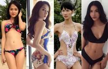 Hành trình lột xác của dàn Hoa hậu, Á hậu với bikini: Kỳ Duyên đã sốc đến Hoàng Thùy, Hương Giang càng khó tin
