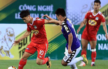 TRỰC TIẾP HAGL 0-0 SLNA: Công Phượng, Xuân Trường chiến Phan Văn Đức