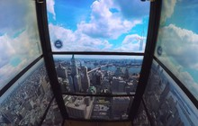 Chùm ảnh: Đi thang máy chẳng còn là trải nghiệm quá buồn chán nữa với những thiết kế độc nhất vô nhị này