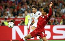 TRỰC TIẾP (HT) Real Madrid 0-0 Liverpool: Karius xuất thần cản cú đánh đầu của Ronaldo
