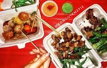 Khu ẩm thực giá rẻ Chi Lăng ở quận 6 chắc chắn sẽ khiến dân cuồng ăn vặt cảm thấy thỏa lòng