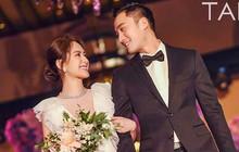 Tổ chức đám cưới cảm động nhưng Chung Hân Đồng và ông xã vẫn chưa đăng ký kết hôn