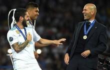 Người ta gọi Champions League là cuộc chiến, còn với Zidane chỉ là chuyến dạo chơi