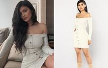 """Nhờ """"hot mom"""" Kylie Jenner lăng xê, bộ đầm ôm bình dân bỗng được dân tình ráo riết đặt mua"""
