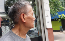 """Người lái xe ôm bị nữ quái siết cổ để cướp ở Hà Nội: """"Tôi đã lường trước vì sợ bị bỏ thuốc mê"""""""