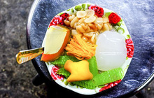 Điểm mặt những món tráng miệng Sài Gòn nhờ có sầu riêng mà độ ngon tăng lên gấp bội