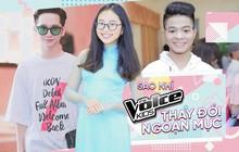 """Không chỉ Đỗ Hoàng Dương, loạt sao nhí của """"The Voice Kids"""" mùa đầu đều có sự thay đổi chóng mặt về giọng hát lẫn phong cách"""