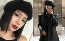 90% tủ đồ là màu đen với toàn món basic mà cô nàng Hàn Quốc này diện đồ đẹp phát mê
