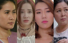 """4 vai diễn """"chướng khí"""" đang khiến khán giả Việt điên tiết"""