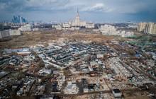 """5 vùng """"cấm địa"""" ít người dám tới gần ngay giữa lòng thành phố Moscow"""