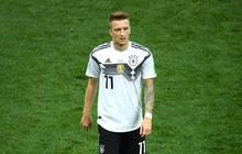 Dàn sao tuyển Đức lầm lũi rời sân sau trận thua đau Mexico