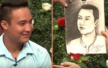 Cô gái nằm mơ vẽ chân dung bạn trai lý tưởng, lên BMHH bất ngờ gặp người giống đến 80%