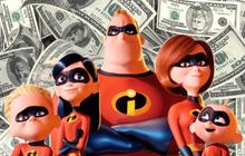 """""""Gia Đình Siêu Nhân 2"""" lập kỷ lục phim hoạt hình đạt doanh thu mở màn cao nhất mọi thời đại"""