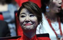 """Lâm Tâm Như bị bắt trọn khoảnh khắc """"khó quên"""" tại sự kiện Liên hoan phim"""