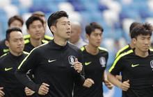 HLV Hàn Quốc dùng chiêu độc, đổi số áo cầu thủ để đánh lừa trinh sát Thụy Điển