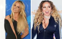 Cấp báo: Hai huyền thoại nhạc pop Mariah Carey và Britney Spears đã thu âm bài hát chung?