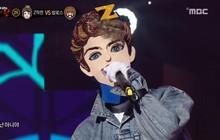 Nam rapper đa tài của Block B lộ danh tính trên show hát giấu mặt